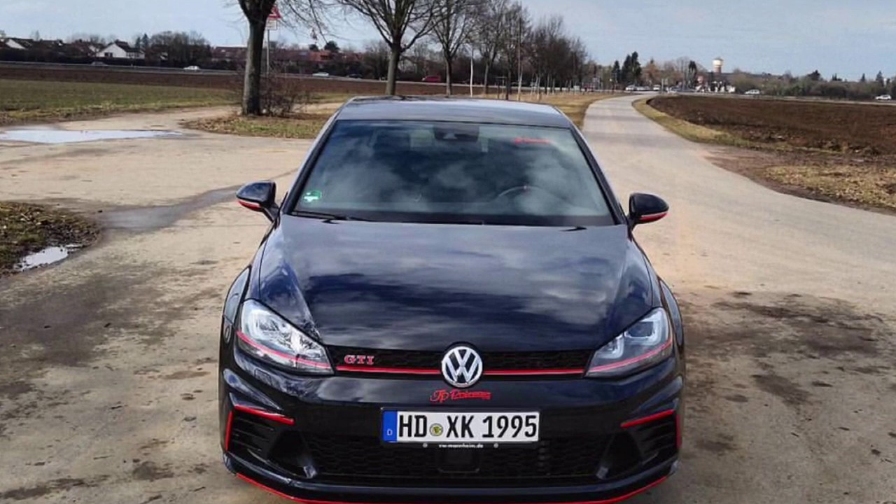 golf 7 gti clubsport by jp performance 400hp. Black Bedroom Furniture Sets. Home Design Ideas