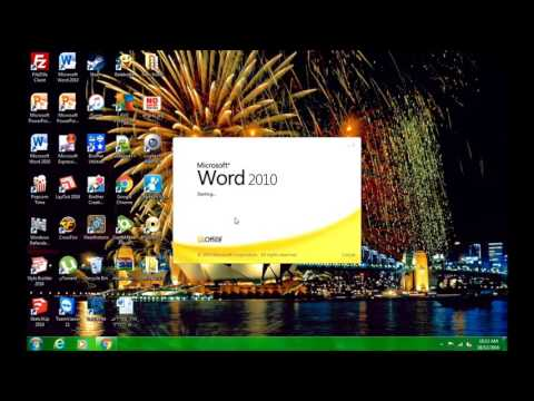 How to download microsoft office 2010!!