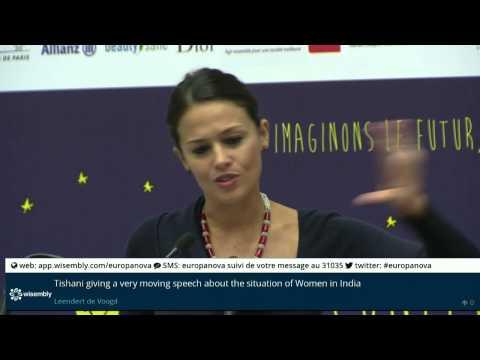 Conference Europa - L'Europe vue d'Inde
