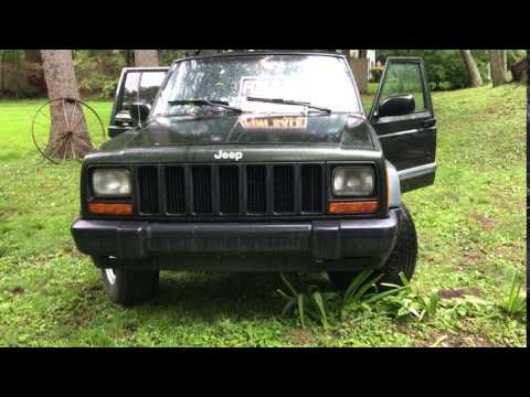 buying a used cherokee 1998 with 169,000 miles - Jeep