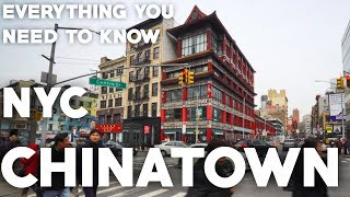 Chinatown NYC Travel Guide: Everything you need to know
