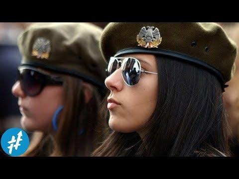 JONES Wajib Masuk! 8 Negara Ini Gudangnya Tentara Wanita CANTIK