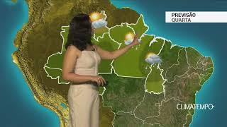 Previsão Norte – Tempo muito instável
