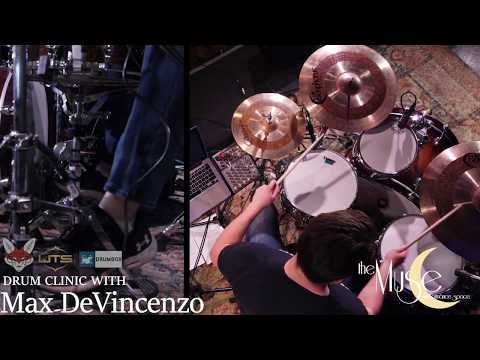 Max DeVincenzo Clinic At Muse Performance Space
