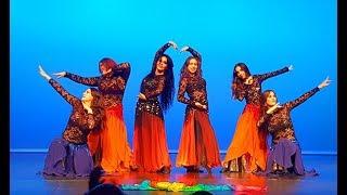 Beautiful Group Bellydance رقص عربی بسیار زیبا
