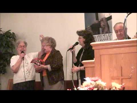 Good old time pentecostal Music and praising the Lord
