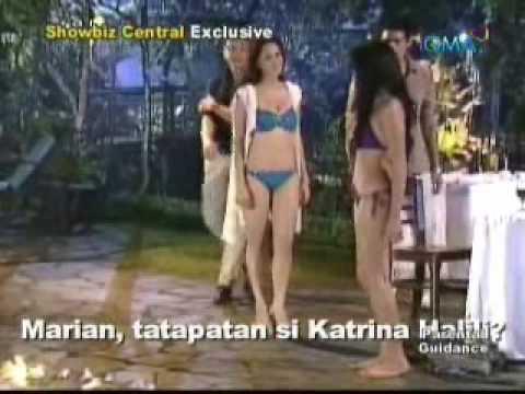 Showbiz Central - Marian Rivera vs Katrina Halili (6/1/2008)