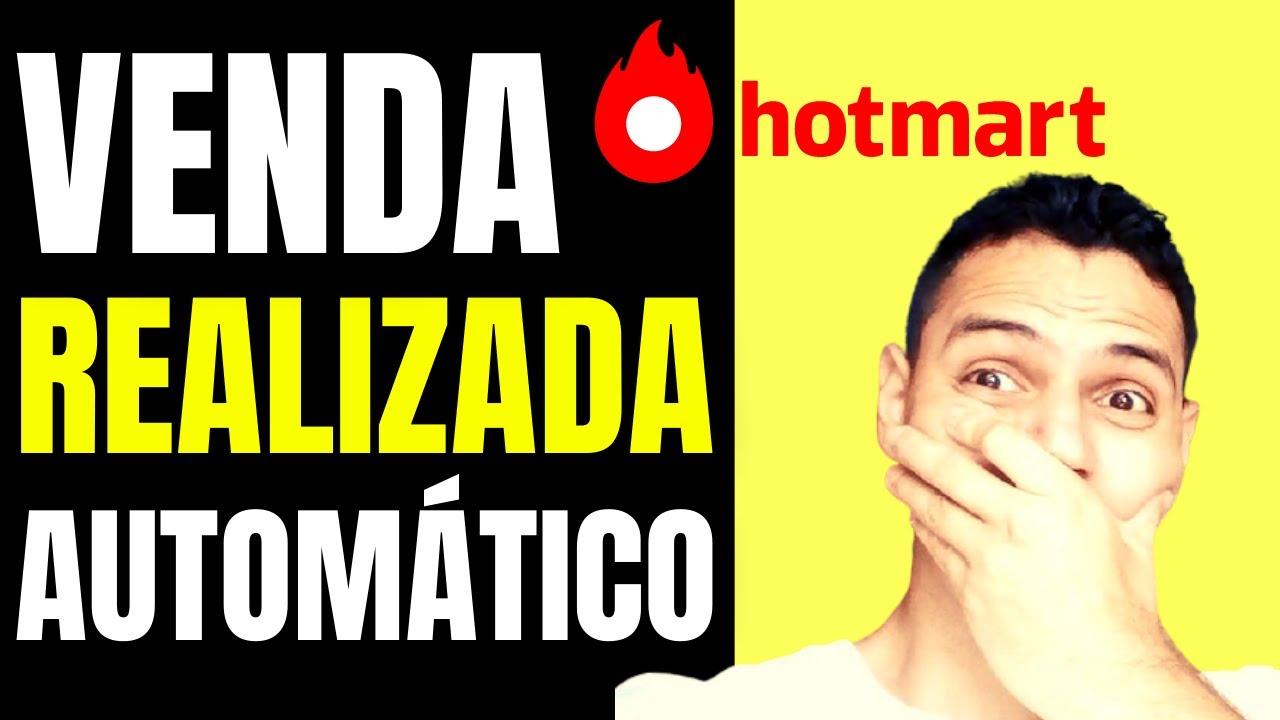 REVELEI O SEGREDO E FIZ 2 VENDAS AO VIVO NA HOTMART