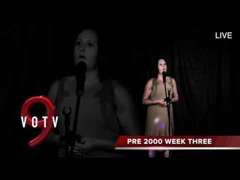 Oh Mio Babbino Caro - Toyah Thompson @VOTV Season 9 (Pre 2000 Week 3)