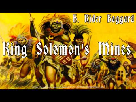King Solomon's Mines [Full Audiobook] By H. Rider Haggard