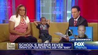 """NY Principal Bans """"God Bless the USA"""" for Kindergarten Grad, Replaces w/ Justin Beiber's """"Baby""""!?"""