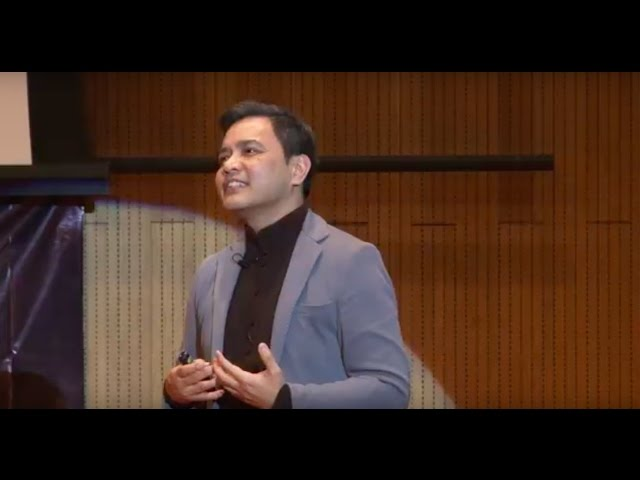 Tourism and the force of change | Leonardo (Don) A.N. Dioko | TEDxUniversityofMacau