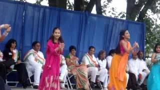 Indian Independence Day 2009..Desi Girl...Edison NJ