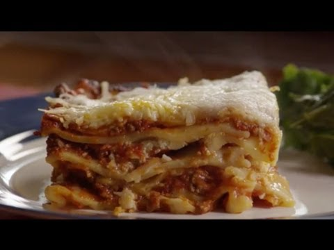 How To Make Lasagna | Lasagna Recipe | Allrecipes.com