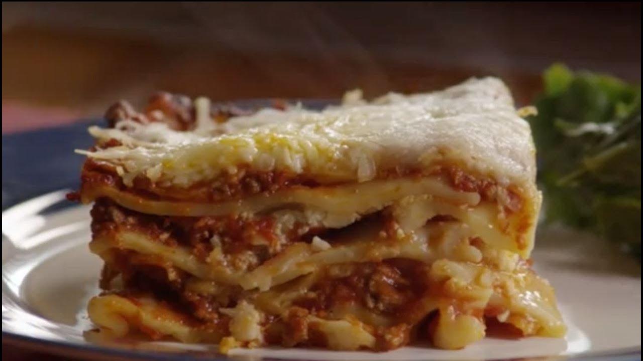 Lasagna Recipe - How to Make Lasagna - YouTube