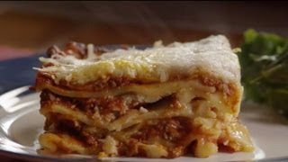Lasagna Recipe - How To Make Lasagna