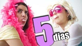 5 DIAS PARA #InsoportablementeJuntas !