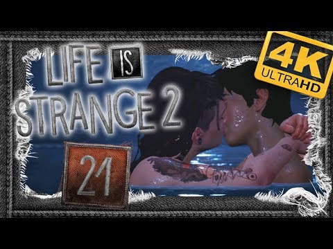 LIFE IS STRANGE 2 🐺 21: Nacktbaden nachts am See