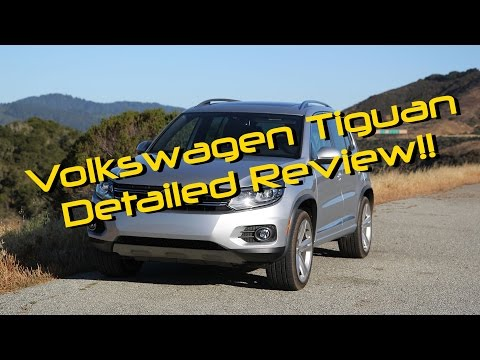 2014 / 2015 Volkswagen Tiguan Detailed Review and Road Test