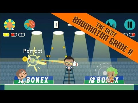 Badminton Stars Android Gameplay
