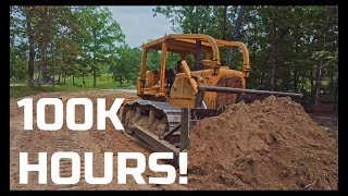 Video still for 100K Hours On A Bulldozer: KW Nichols