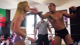 Download [Free Match] #TFT316: Kimber Bombs vs. Crusade For Change - Beyond Wrestling (Intergender, Mixed) Mp3 and Videos