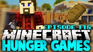 "Minecraft Hunger Games: ""Killer Bread!"" - Ep 118"