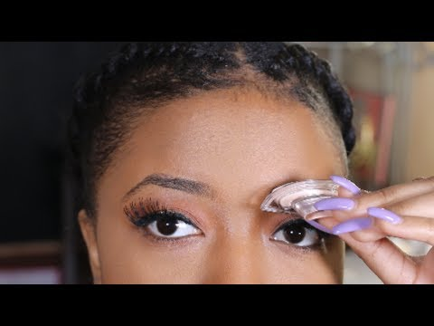 IS IT WORTH THE HYPE ? : EYEBROW STAMP