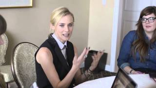 Interview with Diane Kruger at