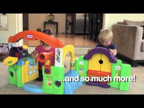 Smyths Toys Little Tikes Activity Garden Youtube