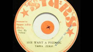 Musical Intimidator & Tappa Zukie - She Want a Version