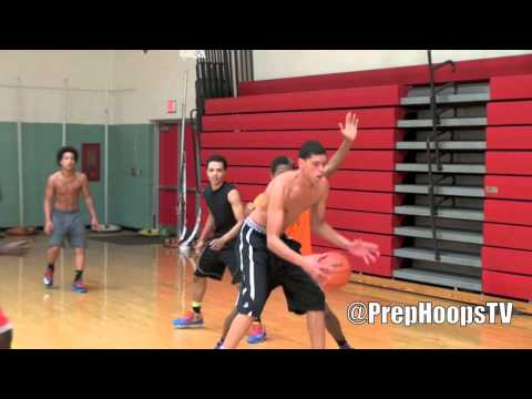 Oregon Duck commit Trevor Manuel 2015 Lansing Everett highlights