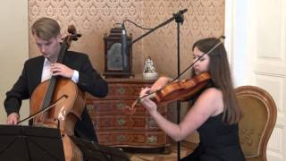 Carlos Gardel - Por Una Cabeza (Grand String Quartet)