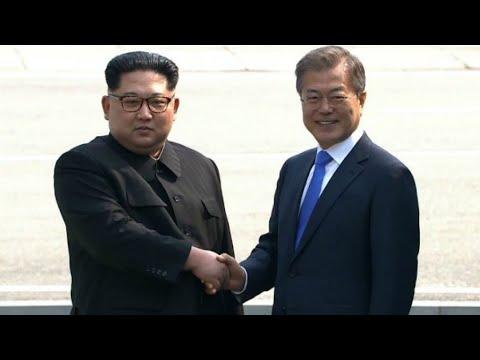 محادثات تاريخية بين الكوريتين وكيم أراد لخطوته الأولى أن تكون -نحو السلام-  - نشر قبل 6 دقيقة