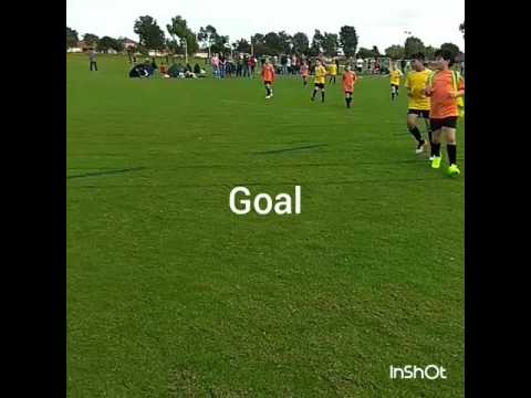 Ranford Soccer Junior Highlight