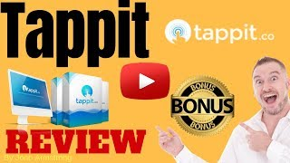 Tappit Review, ⚠️WARNING⚠️ DON'T GET TAPPIT WITHOUT MY 👷CUSTOM👷 BONUSES! [tappit review]