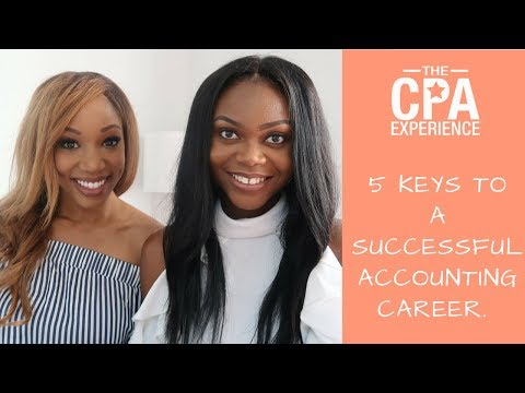 Big 4 Accounting Career  - Succeeding in Your First Year