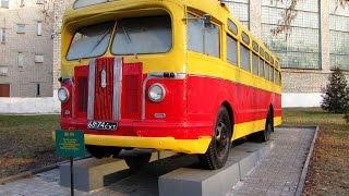 Советские автобусы, ставшие памятниками