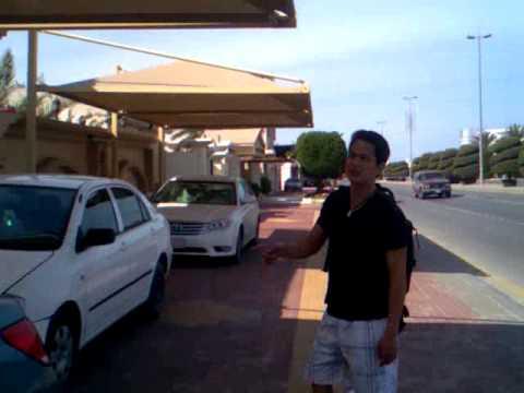 Corniche Beach Khafji Saudi Arabia Part 1-4