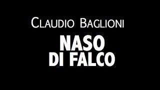 CLAUDIO BAGLIONI / NASO DI FALCO / LYRIC VIDEO
