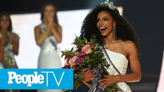 Miss USA, Miss Teen USA And Miss America Are All Black Women For The First Time Ever | PeopleTV