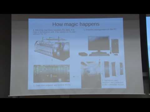 Tin Peressutti: Technological problems and solutions in modern yarn spinning plant