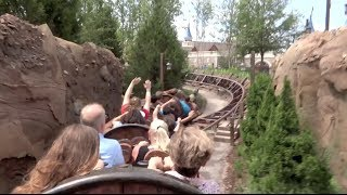 Episode 92: We Experience the New Seven Dwarfs Mine Train!