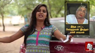 Vijay TV anchor Jacqueline Interview | Vikatan Exclusive