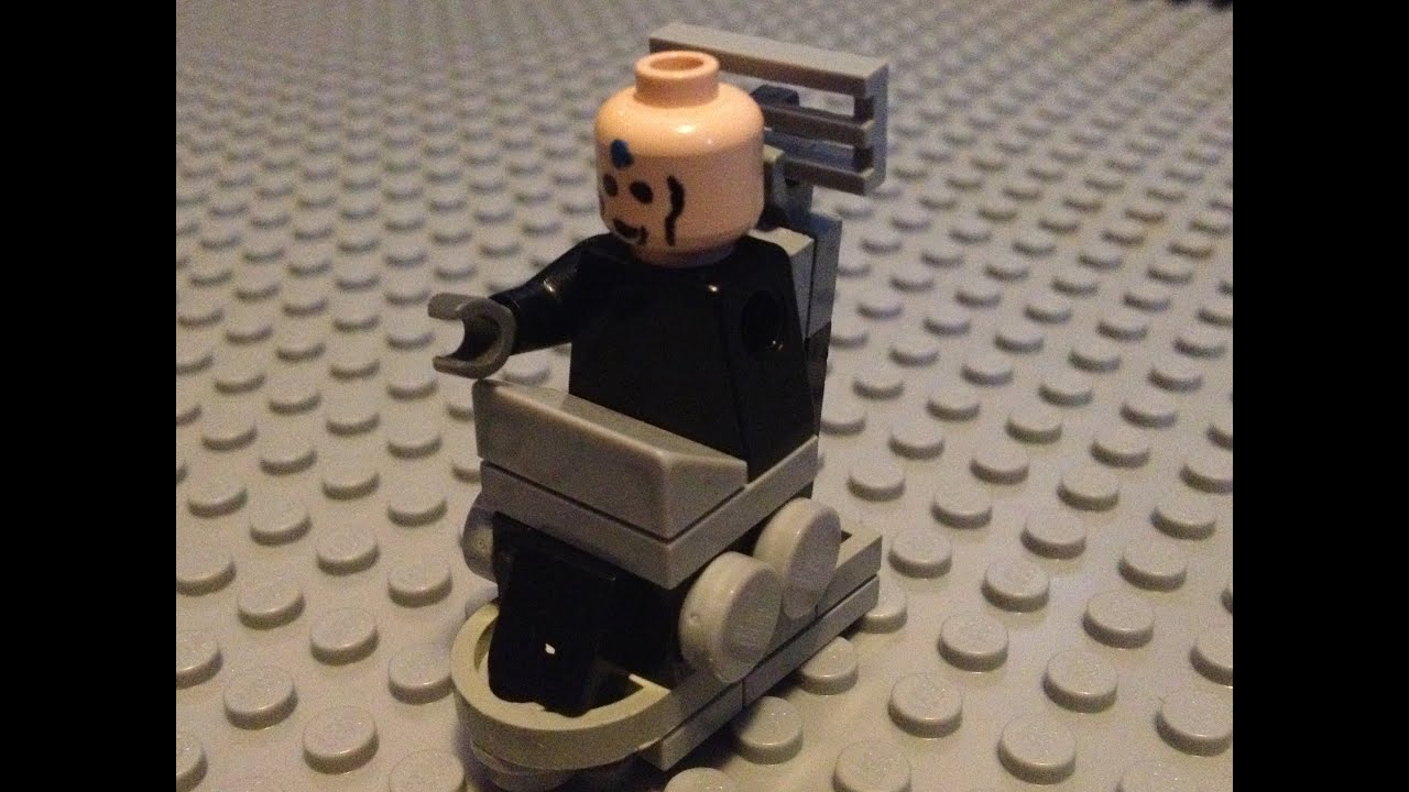 Lego Dimensions Doctor Who Build