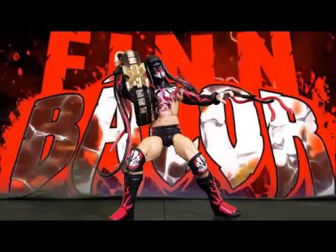 WWE Mattel Demon Finn Balor Elite Series #41 Figure