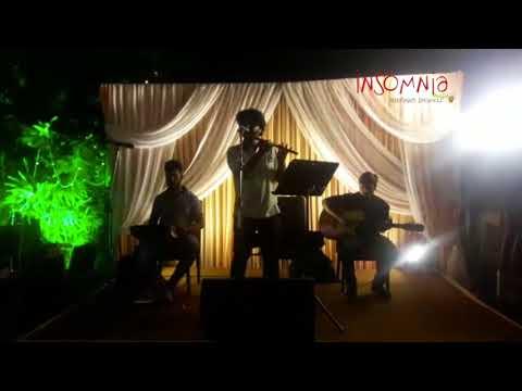 Rehmat Performing Mere Mehboob Instrumental on Flute.