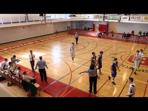 Sturgis West vs. Falmouth Academy (February 8, 2014)