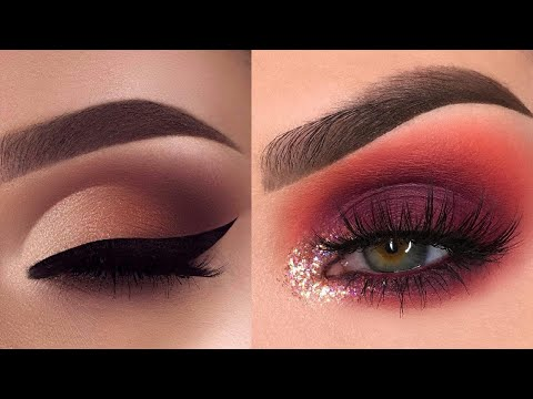 15 Glamorous Eye Makeup Ideas & Eye Shadow Tutorials | Gorgeous Eye Makeup Looks