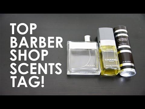 TOP BARBER SHOP SCENTS TAG! | CascadeScents